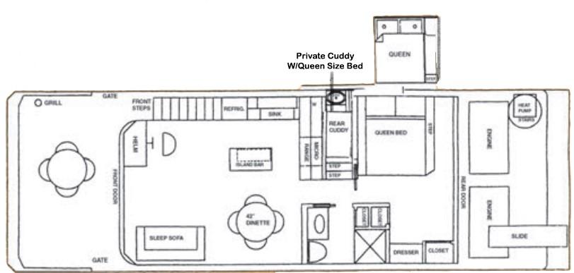Sunstar floor plan